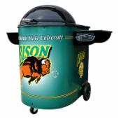 WoodMaster D400 North Dakota State University Bison Wood Pellet Grill